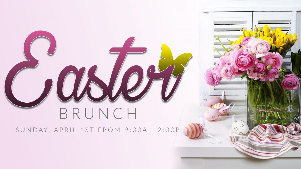 2018 Easter Brunch at Tony's Place in Ivyland